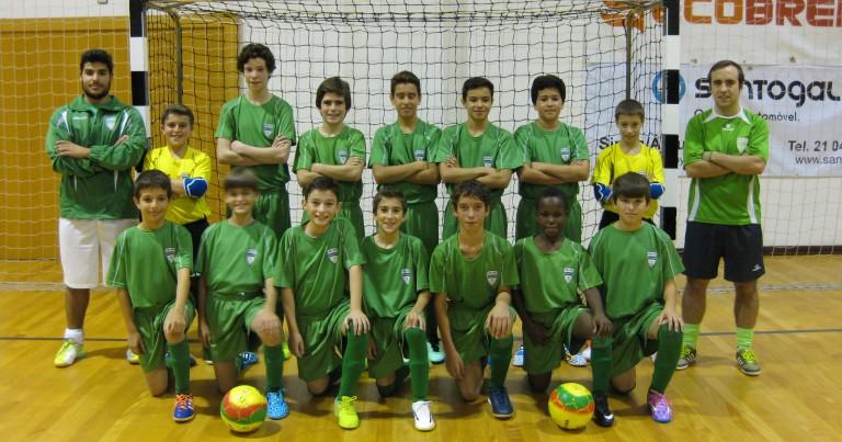 Crónica » Infantis Verdes » 18ª Jornada