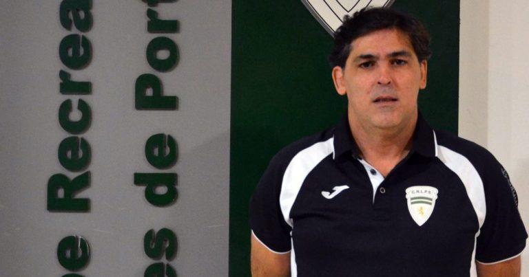 Kitó Ferreira deixa o comando dos seniores dos Leões de Porto Salvo