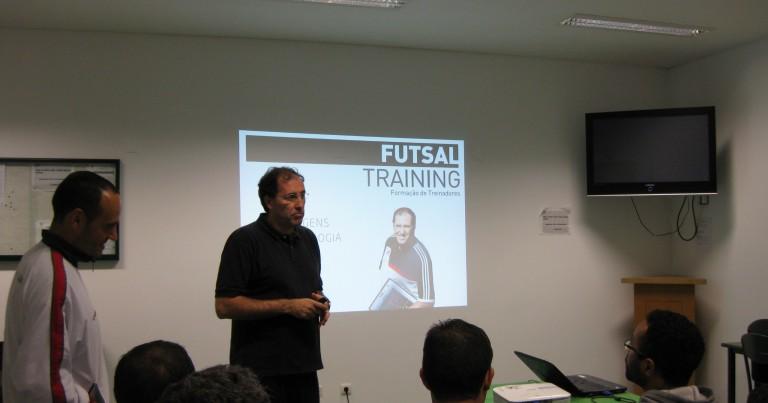 Formação com o Professor João Freitas Pinto