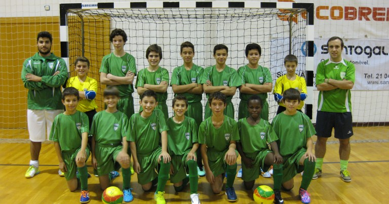 Crónica » Infantis Verdes » 26ª Jornada