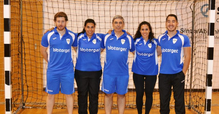 Biotarget renova parceria com o Departamento Médico dos Leões de Porto Salvo