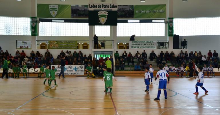 Torneio de Traquinas nos Leões juntou dezenas de atletas numa festa!