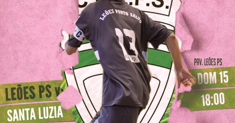 Leoas recebem o Santa Luzia FC