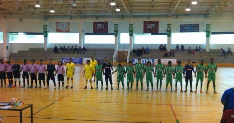 Vitória categórica em estreia no Campeonato Nacional Sub20 Masculino