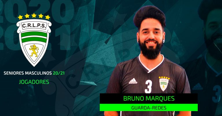 Bruno Marques por mais uma época