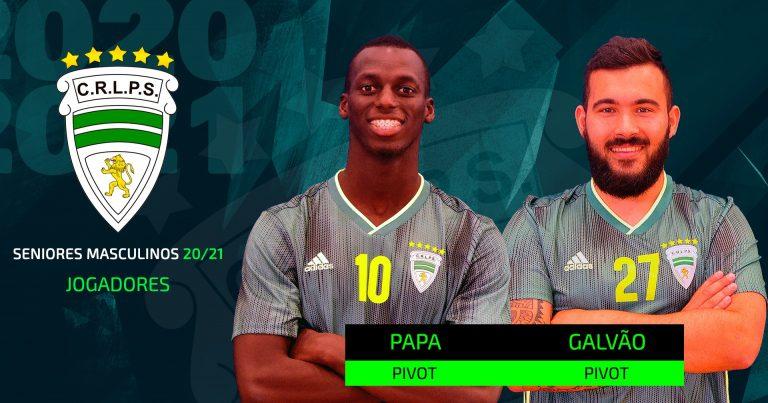 Pivot's renovam ligação para 2020-2021