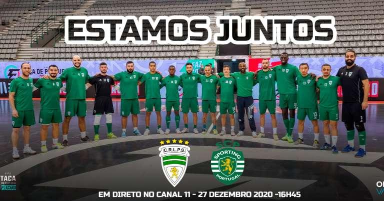 Duelo de Leões nas Meias Finais da Taça de Portugal